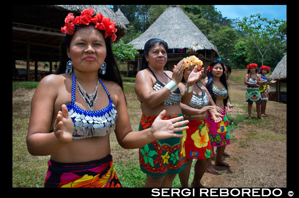 Tribes panama girl indian