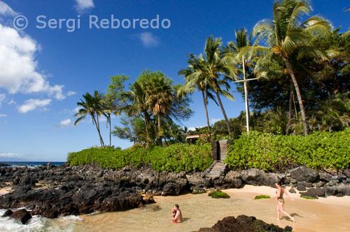 Playa de Secret Cove Maui